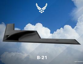 Máy bay B-21: Không cần phi công và vô hình