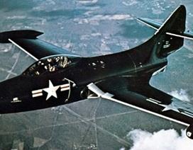 Cận chiến nảy lửa giữa máy bay Mỹ và Liên Xô trên vùng biển Nhật Bản