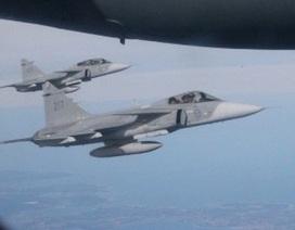 Vì sao chiến đấu cơ NATO bám đuổi máy bay của Bộ trưởng Quốc phòng Nga?