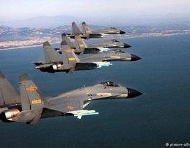Báo Mỹ: Trung Quốc đưa thêm máy bay chiến đấu đến Hoàng Sa