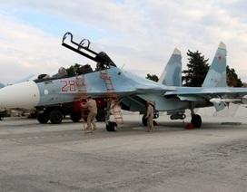 """Máy bay chiến đấu Nga """"bắn nhầm"""" chiến đấu cơ Israel ở Syria"""