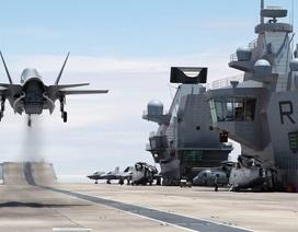 """Siêu tiêm kích F-35 của Mỹ chỉ là """"hổ giấy""""?"""