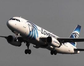 IS thừa nhận tấn công máy bay EgyptAir
