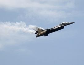 """Chiến đấu cơ Thổ Nhĩ Kỳ khẩn cấp lùng 2 tàu hải quân nghi bị """"bắt cóc"""""""