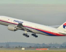 MH370 bị nghi lao xuống biển do hết nhiên liệu