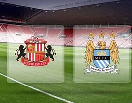 Sunderland - Man City: Cơ hội tốt cho các vị khách