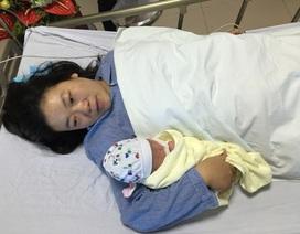 BV Sản – Nhi Bắc Ninh: Đón bé gái đầu tiên chào đời bằng thụ tinh nhân tạo