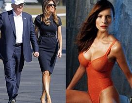 Sự thay đổi ấn tượng về phong cách của vợ Donald Trump