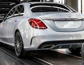 Mercedes vượt BMW trên lãnh địa xe sang