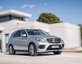 Mercedes-Benz vượt mốc doanh số 1 triệu xe