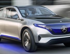 Daimler dồn tiền làm xe chạy điện