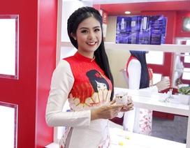 Cùng Hoa hậu Ngọc Hân làm đẹp với mỹ phẩm cao cấp nội địa Nhật Bản