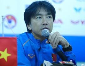 """HLV Miura: """"U23 Việt Nam thua ngược vì non kinh nghiệm"""""""