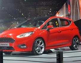 Những hình ảnh chính thức đầu tiên của Ford Fiesta thế hệ mới