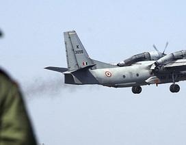 Máy bay Không quân Ấn Độ chở 29 người mất tích