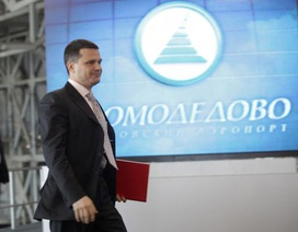 Ông chủ sân bay lớn nhất Mátxcơva bị bắt