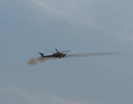 Cảnh chiến sự khốc liệt tại sào huyệt của phiến quân IS ở Iraq