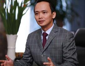 Ông Trịnh Văn Quyết trở thành tỷ phú USD số 1 TTCK Việt