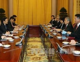 Chủ tịch nước Trương Tấn Sang: Hoan nghênh các doanh nghiệp Kyushu Nhật Bản đầu tư vào Việt Nam