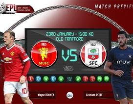 Man Utd - Southampton: Thời khắc để đứng lên
