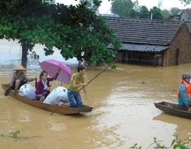 Thủ tướng yêu cầu khẩn cấp ứng phó mưa lũ miền Trung