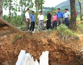 Mưa đá tại Hà Giang, cháu bé 3 tuổi tử vong