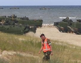Mỹ tăng quân ở Đông Âu để đối phó Nga