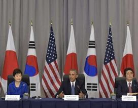 Mỹ cam kết cùng các đồng minh châu Á đối phó Triều Tiên