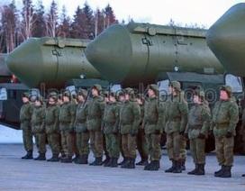 Mỹ không muốn chiến tranh khi Nga tăng tên lửa hạt nhân