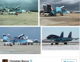Mỹ lộ phi đoàn chuyên đóng giả chiến đấu cơ Nga