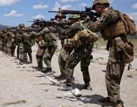Mỹ - Philippines sắp tổ chức tập trận tái chiếm đảo