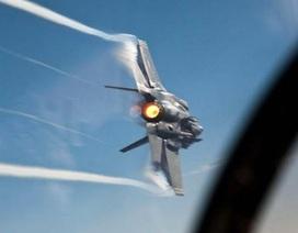 Mỹ vội lập đội F-35A, phi công lâm nạn vì ghế phóng?