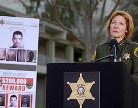 Hơn 250 cảnh sát truy lùng tội phạm nguy hiểm gốc Việt vượt ngục ở Mỹ