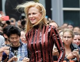 Nicole Kidman trẻ đẹp ngỡ ngàng ở tuổi 49