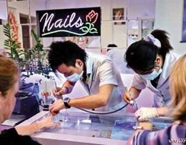 Nghề làm Nail mang thu nhập tốt cho người Việt tại Mỹ