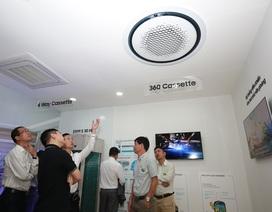 Khám phá hệ thống điều hòa không khí từ Samsung