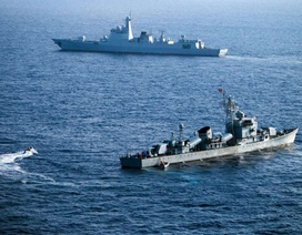 """NATO hối thúc Trung Quốc tuân thủ phán quyết vụ kiện """"đường lưỡi bò"""" ở Biển Đông"""