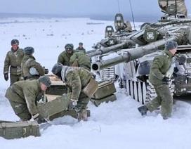 NATO áp sát khiến Nga không thể trì hoãn