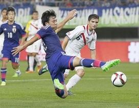 U23 Nhật Bản mất thủ quân khi đối đầu với U23 Việt Nam