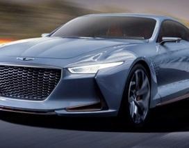 Genesis New York Concept - Đối thủ tương lai của BMW 3-Series