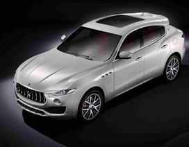 """Maserati Levante - Tân binh trên """"đấu trường"""" SUV"""