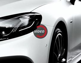 Những hình ảnh chính thức đầu tiên của E-Class Coupe mới