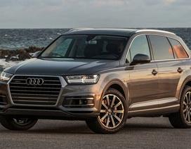 Triệu hồi xe Audi Q7 vì lỗi túi khí