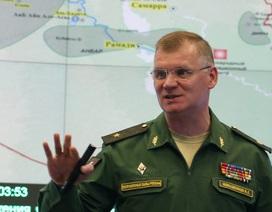 Nga lên tiếng vụ máy bay Su-24 áp sát tàu chiến Mỹ