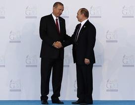 """Thổ Nhĩ Kỳ sẽ phải bồi thường thế nào để """"làm lành"""" với Nga?"""