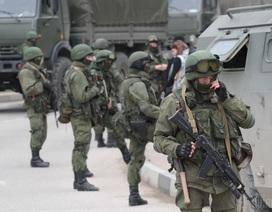 Nga triển khai xe tăng sát biên giới Ukraine