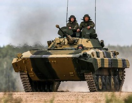 Mỹ nói Nga điều 40.000 lính áp sát biên giới Ukraine