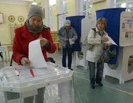 Nga bắt đầu bầu cử quốc hội, đảng của ông Putin được dự báo thắng thế