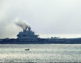 Bị châu Âu từ chối, tàu chiến Nga phải tiếp nhiên liệu ở Bắc Phi