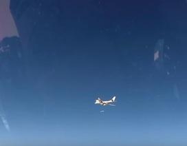 Máy bay ném bom Nga vượt 11.000km để nã tên lửa tiêu diệt khủng bố ở Syria